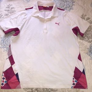 Puma Golf Polo: Size XL